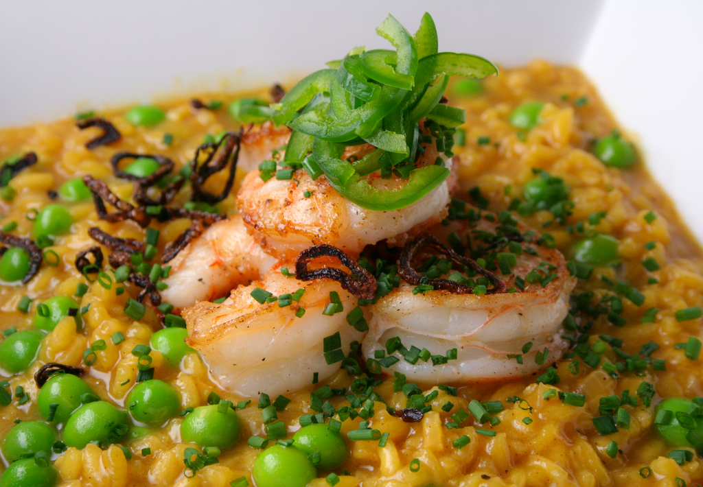 food444444: Shrimp Risotto